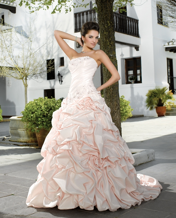 Свадебное платье XB-1037-Коллекция 2015-Свадебные платья оптом ... f03896cf466